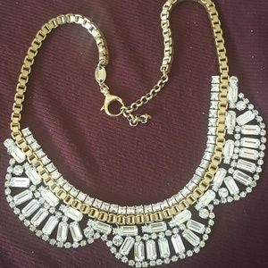 Statement Fossil Necklace